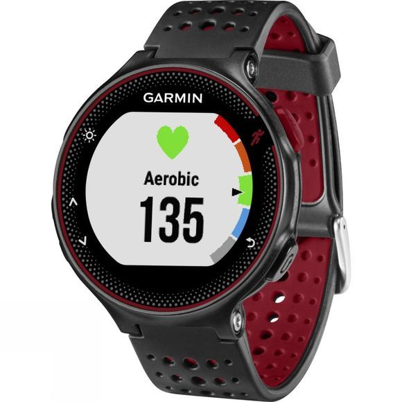 Garmin Forerunner 235 Black/ Marsala Red