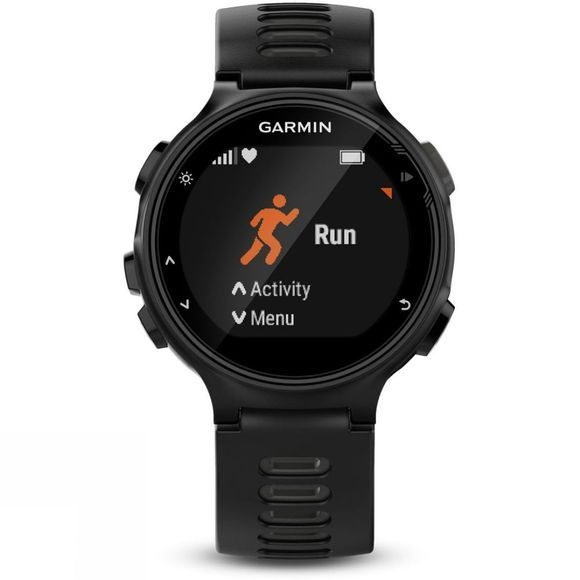 Garmin Forerunner 735XT Black          /Mid Grey