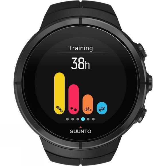 Suunto Spartan Ultra Titanium GPS Watch All Black