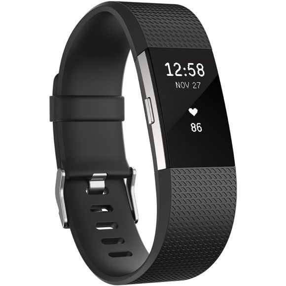 Fitbit Fitbit Charge 2 Black/Silver