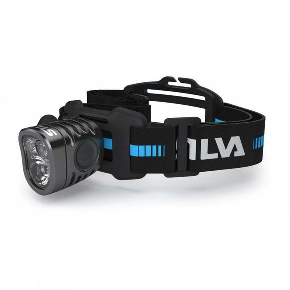 Silva Exceed 2X Headtorch Black / Blue