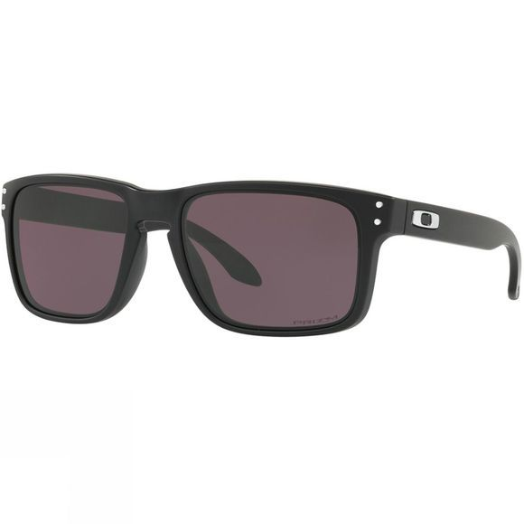 Oakley Holbrook Prizm Grey Sunglasses Matt Black/Prizm Grey