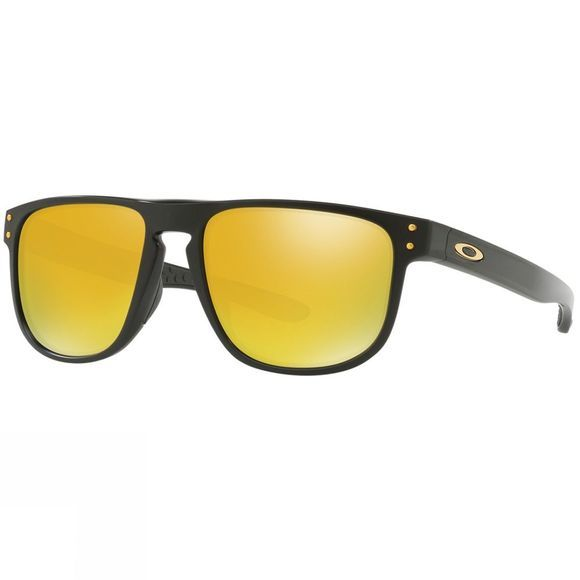 Oakley Holbrook R Black Iridium Sunglasses Matt Black/24K Iridium