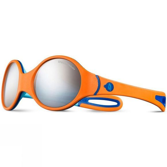 Julbo Kid's Loop Sunglasses Orange/Blue