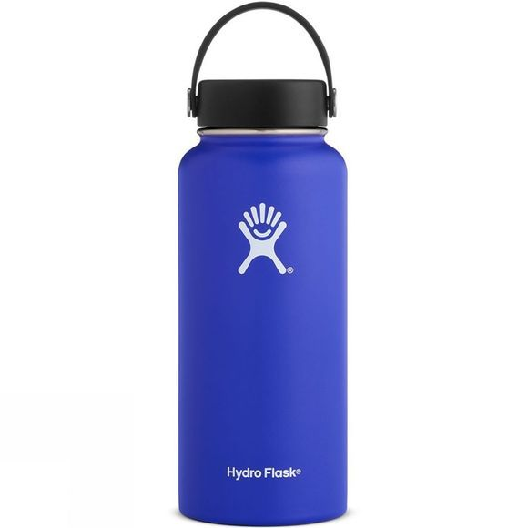 Hydro Flask Wide Mouth 32oz Flask Blueberry