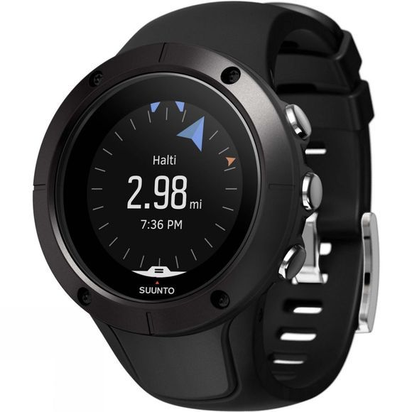 Suunto Spartan Trainer Wrist HR Watch Black