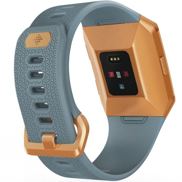Fitbit Fitbit Ionic Watch Slate Blue/Burnt Orange
