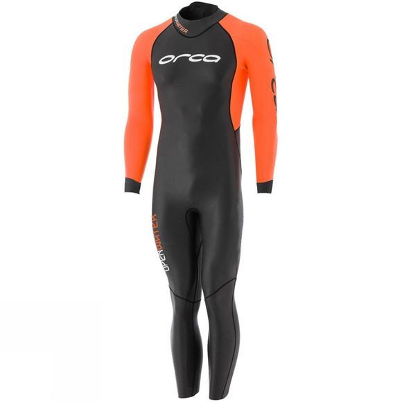 Orca Open Water Full Sleeve Wetsuit Black