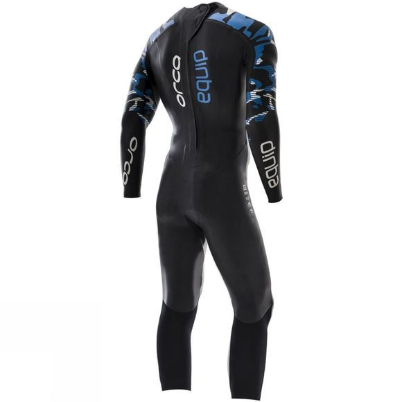Orca Men's Equip Full Sleeve Wetsuit Black