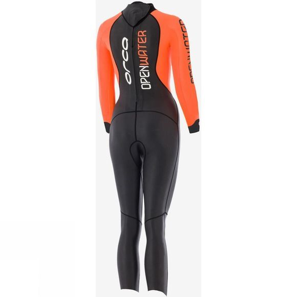 Orca Women's Open Water Full Sleeve Wetsuit Black