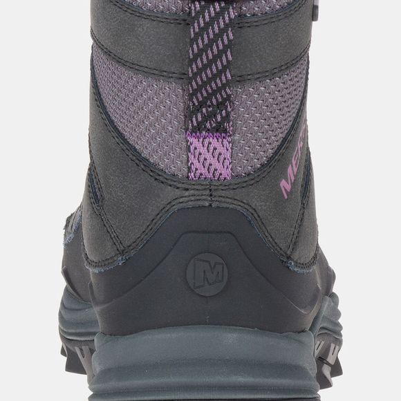Merrell Womens Thermo Chill Mid Shell Waterproof Boot Black