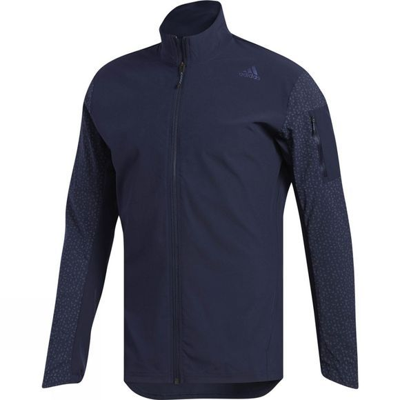 Adidas Mens Supernova Storm Jacket Legend Ink