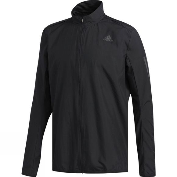 Adidas Mens Response Wind Jacket Black