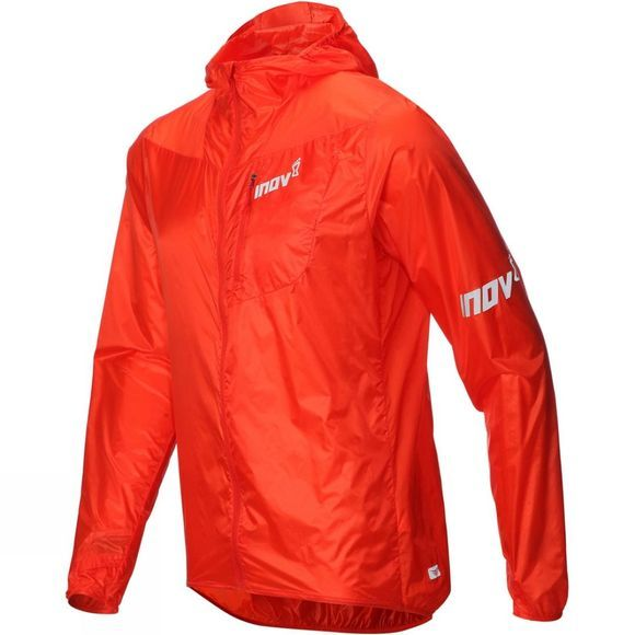 Inov-8 Mens Windshell FZ Jacket Red