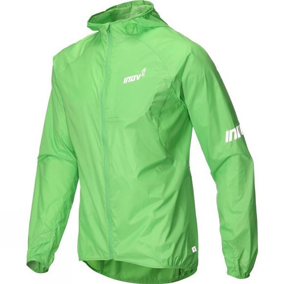 Inov-8 Mens At/C Windshell Fz Trail Running Shoe Green