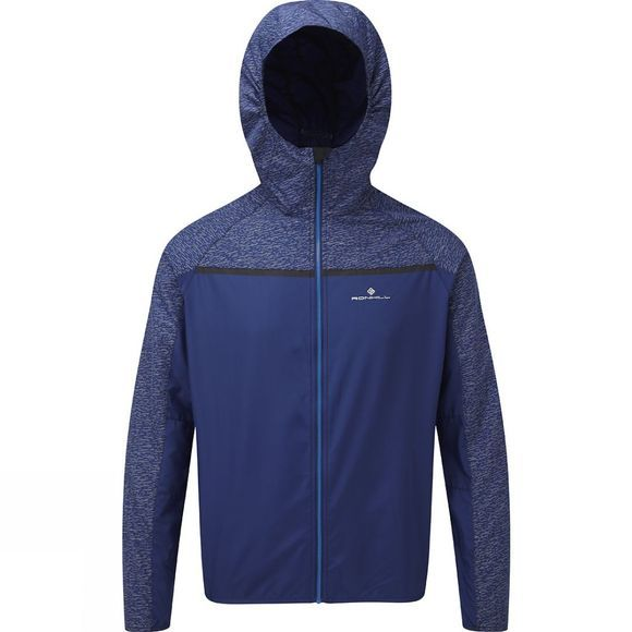 Ronhill Mens Momentum Afterlight Jacket Midnight Blue