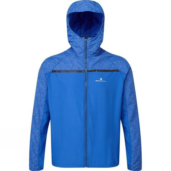 Ronhill Mens Momentum Afterlight Jacket Azurite/Midnight Blue