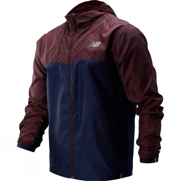 New Balance Men's Lite Packjacket 2.0 Henna/Pigment