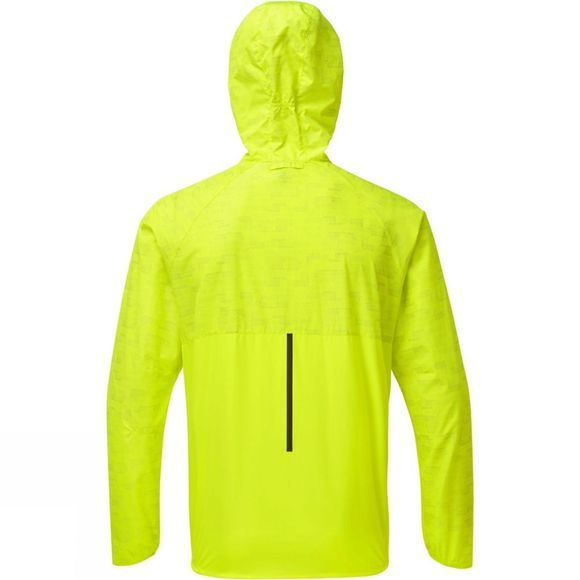 Ronhill Men's Momentum Afterlight Jacket 2019 Fluo Yellow/Reflect