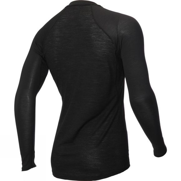 Inov-8 Mens Merino Long Sleeve Top BLACK
