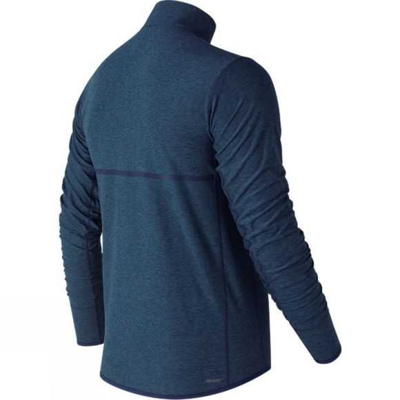 New Balance Men's Transit 1/4 Zip Pigment