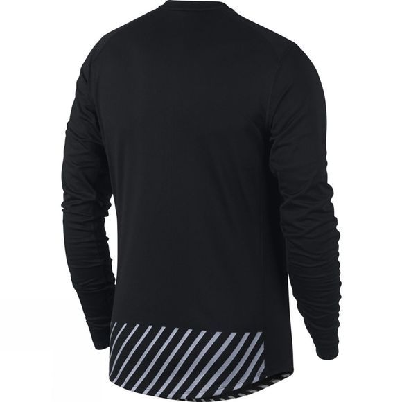 Mens Flash Miler Long Sleeve Top