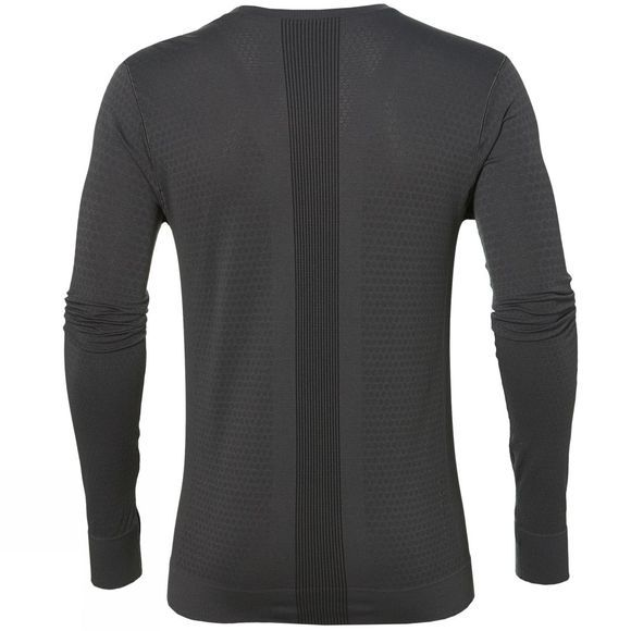 Mens FuzeX Seamless Long Sleeve Top