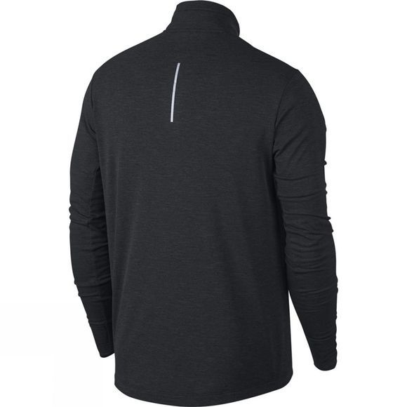 Nike Mens Sphere Half Zip Top 2.0  Black Heather