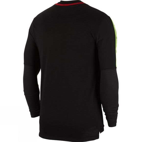 Nike Men's Wild Run Long Sleeve Top Black/Multi