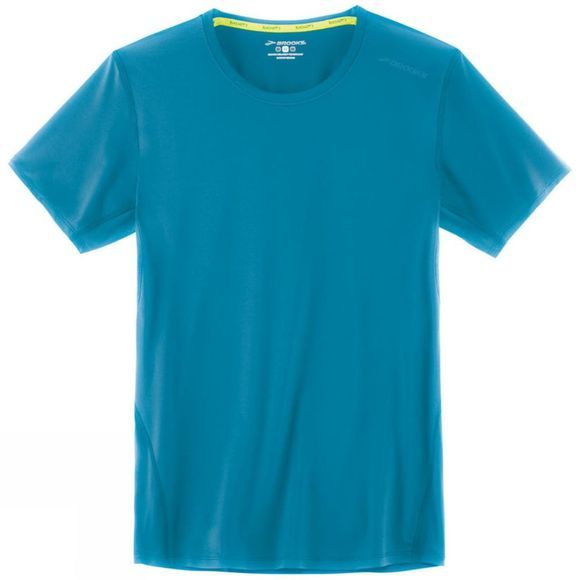 Brooks Men's Steady Short Sleeve River