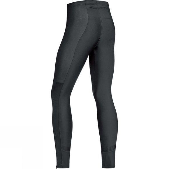 Gore Running Wear Air Windstopper Tights Black