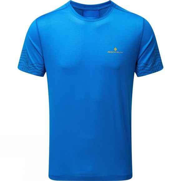 Mens Stride Short Sleeve Crew