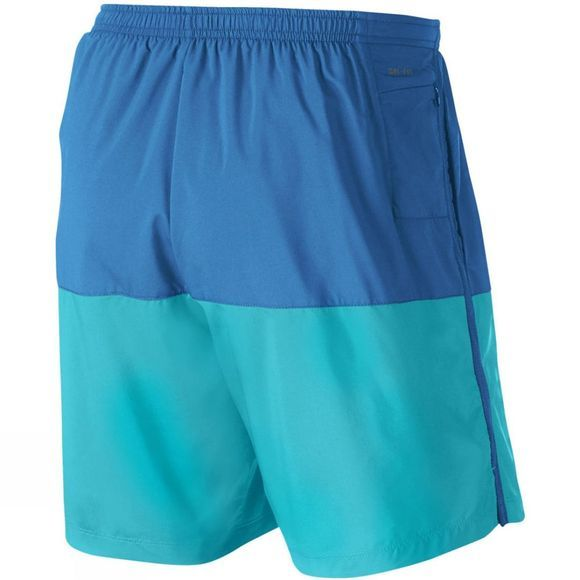 Nike Men's 7in Distance Shorts LT PHOTO BLUE/OMEGA BLUE/REFLECTIVE SILV