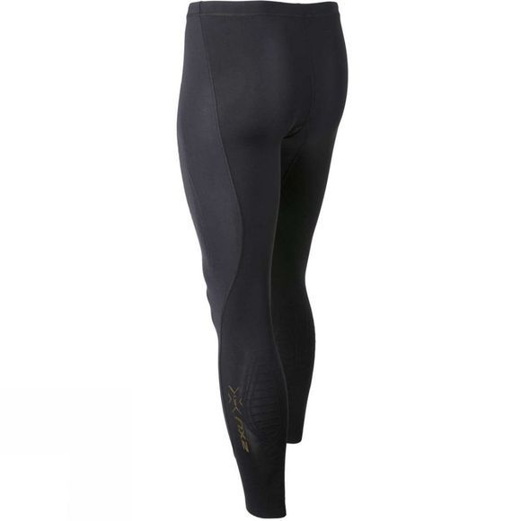 2XU Men's Elite Mcs Compression Tights Black          /Gold