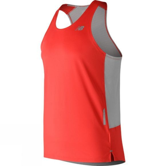 New Balance NB Ice 2E Singlet Flame