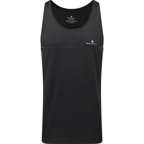 Ronhill Mens Everyday Vest Charcoal Marl