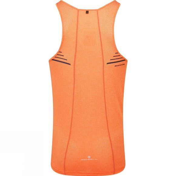 Ronhill Men's Stride Racer Vest Sunburst/Charcoal