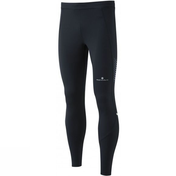 Ronhill Men's Stride Stretch Tights All Black