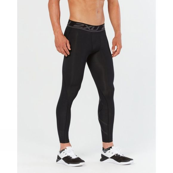 Mens Accelerate Print Compression Tights