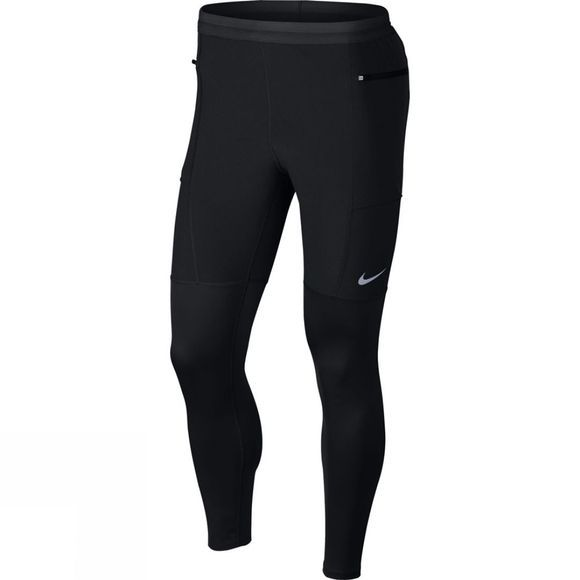 Nike Mens Utility Running Pants Black