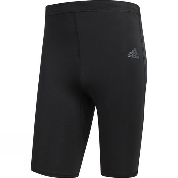 Adidas Mens Response Short Tights Black