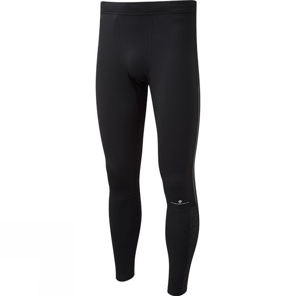 Ronhill Mens Momentum Afterlight Tights All Black