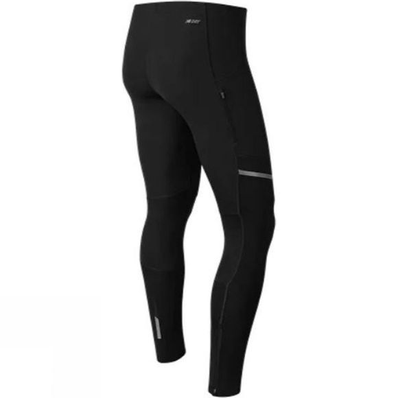 New Balance Mens NB Impact Tights  Black