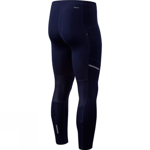 New Balance Mens NB Impact Tights  Pigment