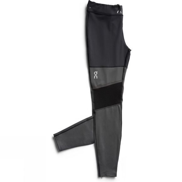 On Men's Tights Long Black Shadow