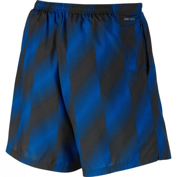 Nike Men's Flex Running Short SEQUOIA/PARAMOUNT BLUE