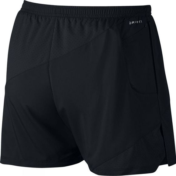 Nike Mens 5in Flex Running Short BLACK