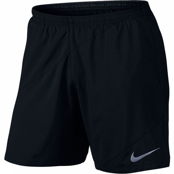 "Nike Mens Flex Short 7"" Distance BLACK"