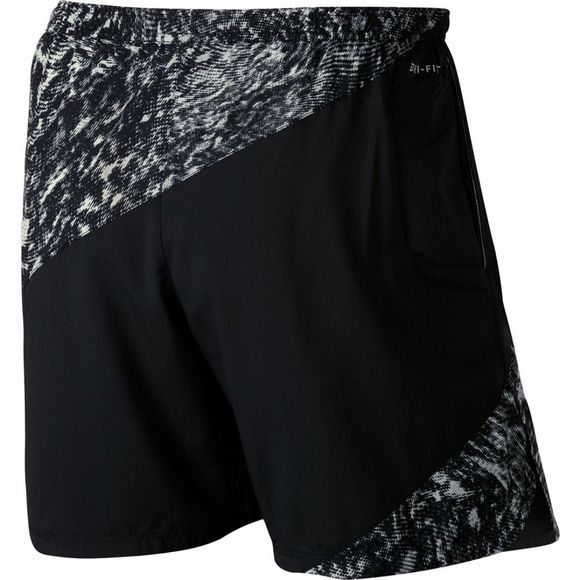 Nike Men's Flex Running Shorts Wolf Grey/Black