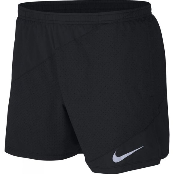 Nike Mens Flex 2-in-1 Running Shorts Black